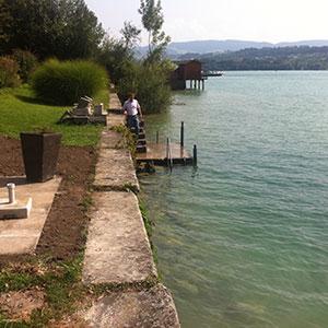 aktiver Gewässerschutz